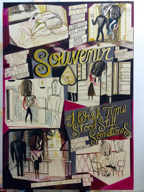 , 'Souvenir,' 2012, Petra Rinck