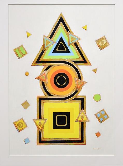 , 'Triple Eight ,' 2015, GALLERY SHCHUKIN