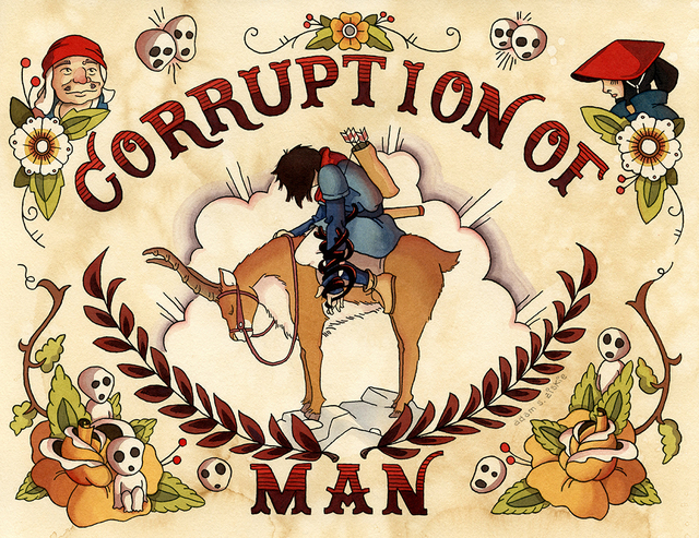 , 'Corruption of Man ,' 2017, Spoke Art