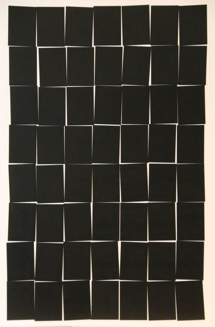 Pedro Zamora, 'Gelosia. Catálogo de Milán p.2', Drawing, Collage or other Work on Paper, Book covers, Galería Marita Segovia