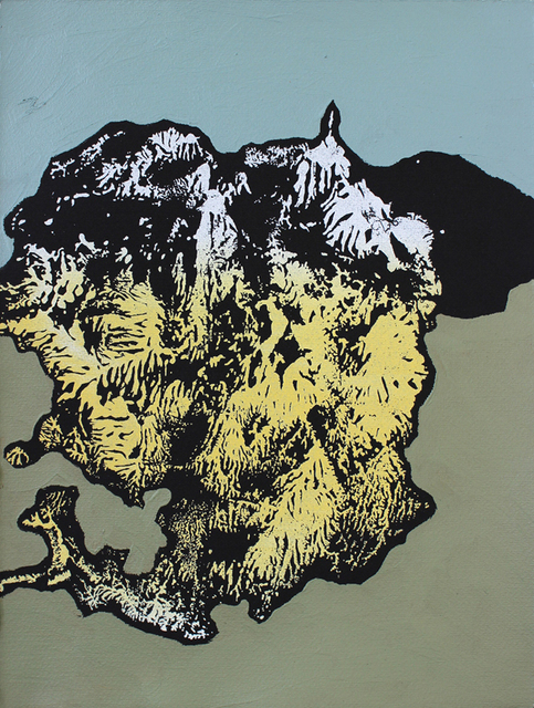 , 'Landslide No. 1,' 2014, VICTORI+MO CONTEMPORARY