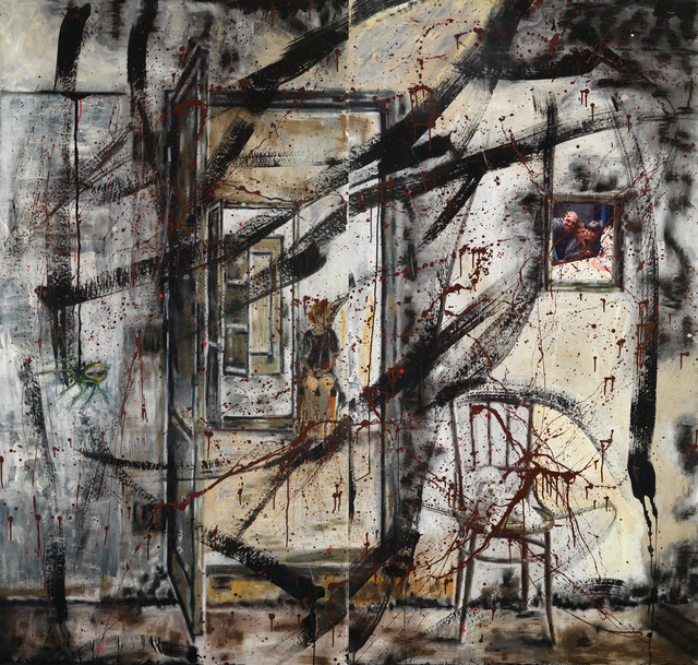 Christina Foitou, 'Absence', 2017, Peritechnon Karteris