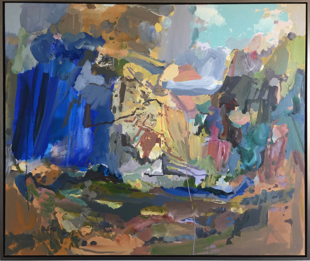 , 'High Road to Taos along the Rio Grande ,' 2017, David Richard Gallery