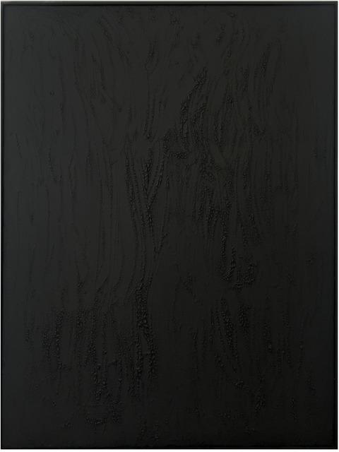 , 'El negro 3422,' 2018, Galeria Enrique Guerrero