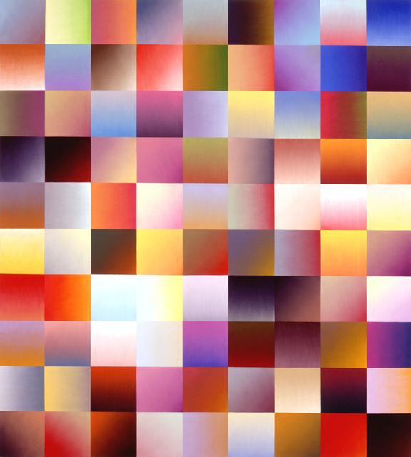 , 'Polygone P7,' 2001, Hammelehle und Ahrens