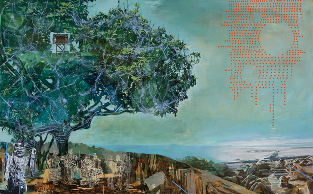 Lyndell Brown Charles Green, 'Balibo (The Fort)', 2014, ARC ONE Gallery