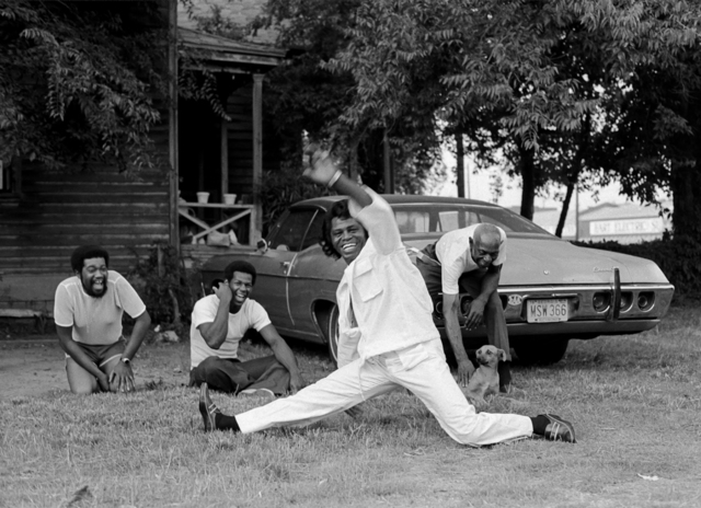 , 'James Brown, Atlanta,' 1979, Holden Luntz Gallery