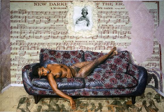 Adama Delphine Fawundu, 'The Sacred Star of Iris', 2018, Bronx Museum of the Arts Benefit Auction