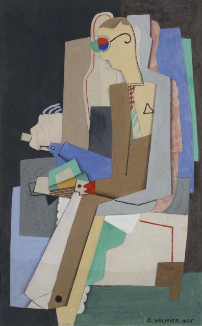 , 'Jeune homme lisant,,' 1925, Galerie Zlotowski