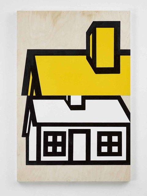 , 'The New Roof (ML),' 2018, Alan Cristea Gallery