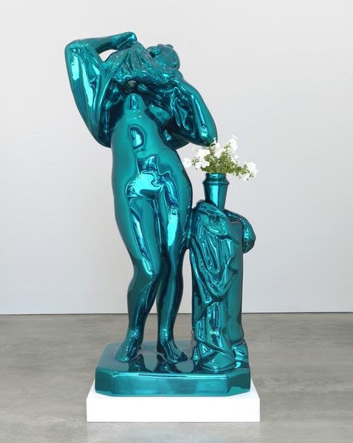, 'Metallic Venus,' 2010-2012, Gagosian