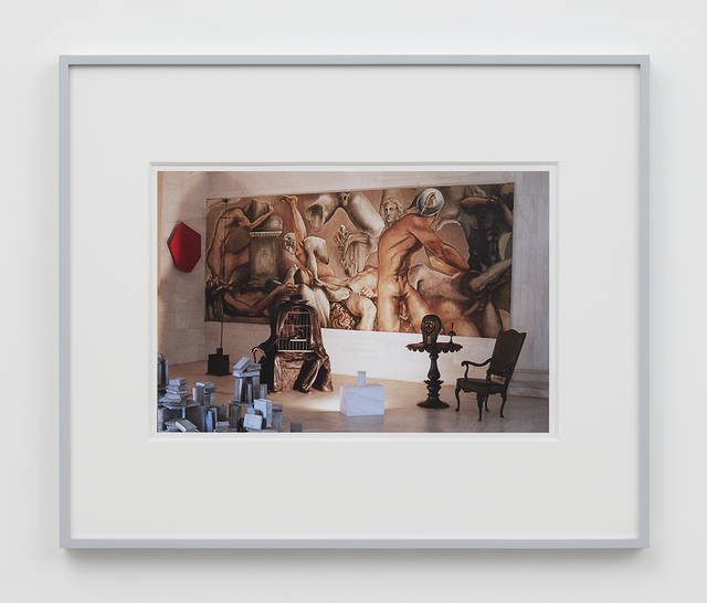 , 'Villa Iolas (Paul Thek, Lucio Fontana, Takis, Harold Stevenson, René Magritte, Egyptian Sculpture),' , David Kordansky Gallery