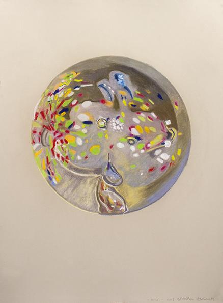 , 'PETAL,' 2015, F2 Galería