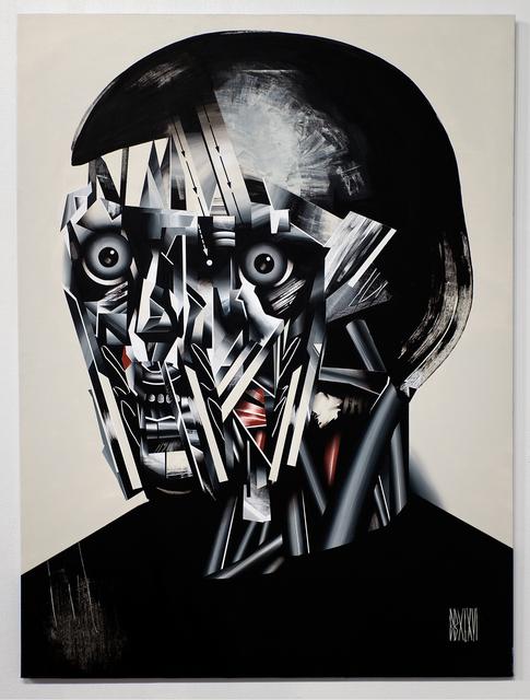 , 'HEAD No. 8,' 2016, ANNO DOMINI