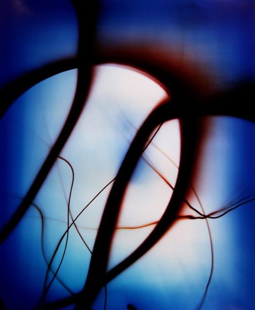 , 'Penlight, abstract color photograph,' 2007, Hostetler Gallery