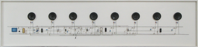 , '8-Stimmiges Staccato,' 1997, DAM Gallery