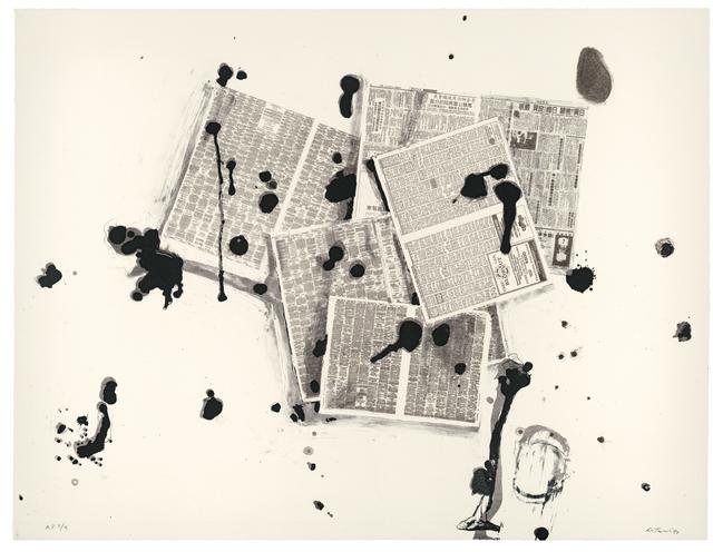 , 'Pet Stains,' 1990, Elizabeth Leach Gallery