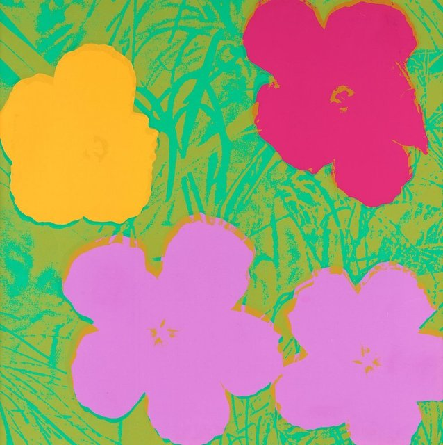 Andy Warhol, 'Flowers ', 1970, OSME Fine Art