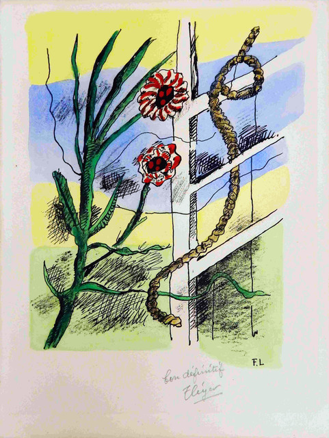 Fernand Léger, 'Bonne pensée du matin', 1949, Le Coin des Arts