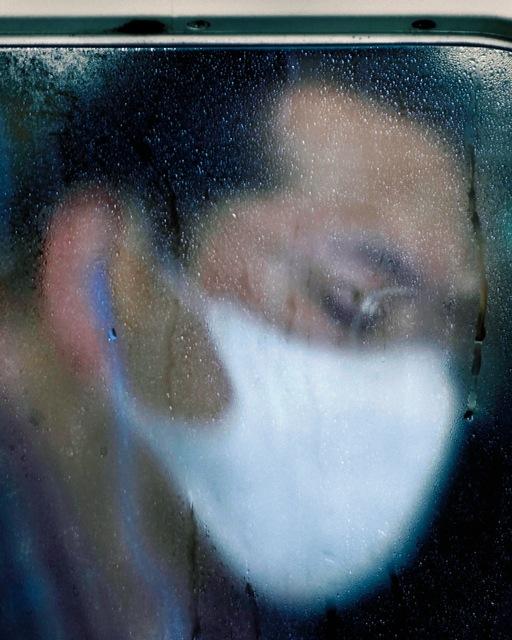 , 'Tokyo Compression #19,' 2010-2013, Blue Lotus Gallery