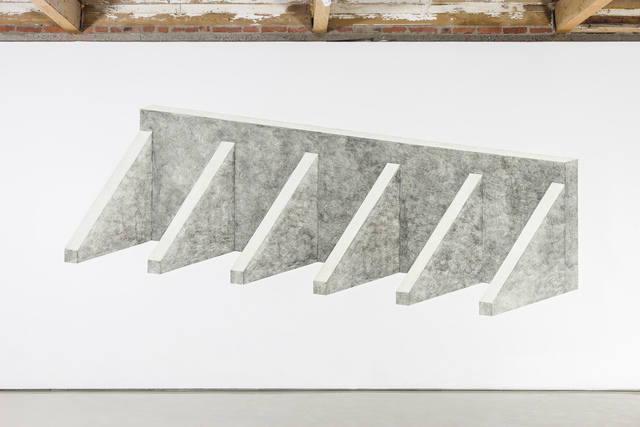 , 'Wall,' 2017, Goodman Gallery