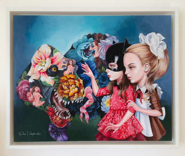, 'Lovely Encounter,' 2016, Haven Gallery
