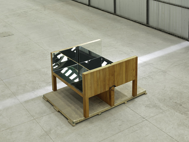 , 'Guillotine Table,' 2017, Friedman Benda