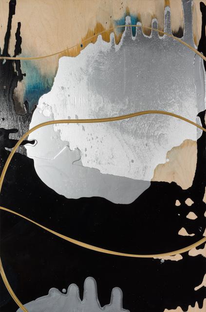, 'The Daydream of Night (Moonwalker),' 2015, Praxis