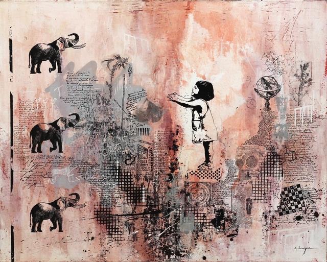 , 'Dreamland,' 2016, Artspace Warehouse