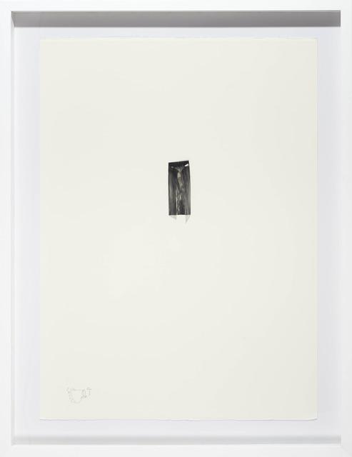, 'Negative,' 2012, Sabrina Amrani