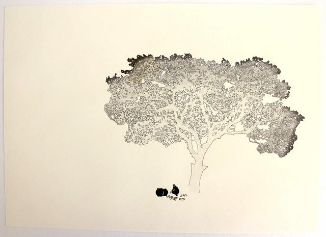 , 'Alquimista (La rama dorada),' 2017, Casas Riegner