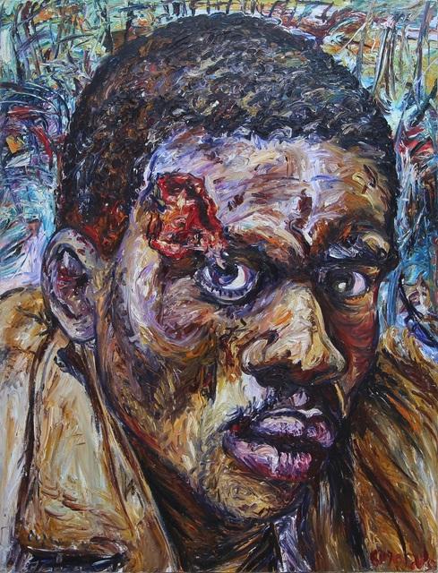 , 'Portrait of Samuel,' 1995, Charles Nodrum Gallery