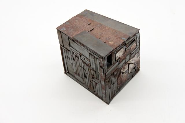 , 'Hütte II,' , Galleria Doris Ghetta