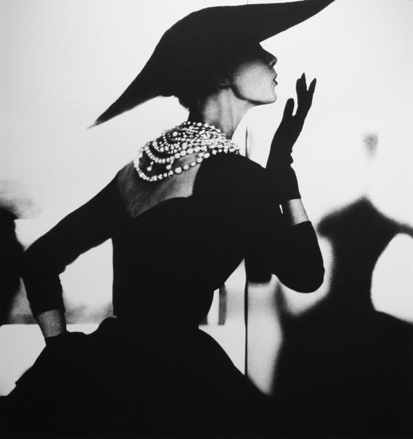 , 'Barbara Mullen, Blowing Kiss, New York,' ca. 1958, Huxley-Parlour