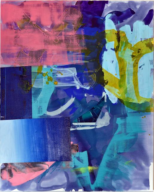 , 'The broken heart and the fading sky,' 2014, Galerie Kornfeld