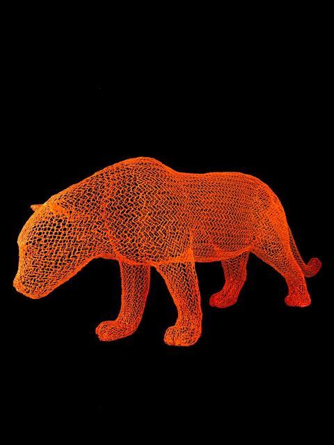 Eka Acosta, 'Orange Cat  ', ca. 2020, Rademakers Gallery