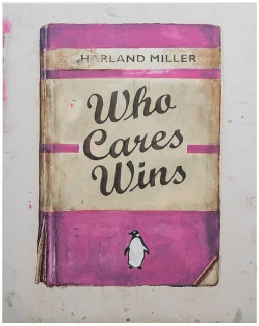 , 'Who Cares Wins, from Artist with Liberty,' 2016, Maddox Gallery