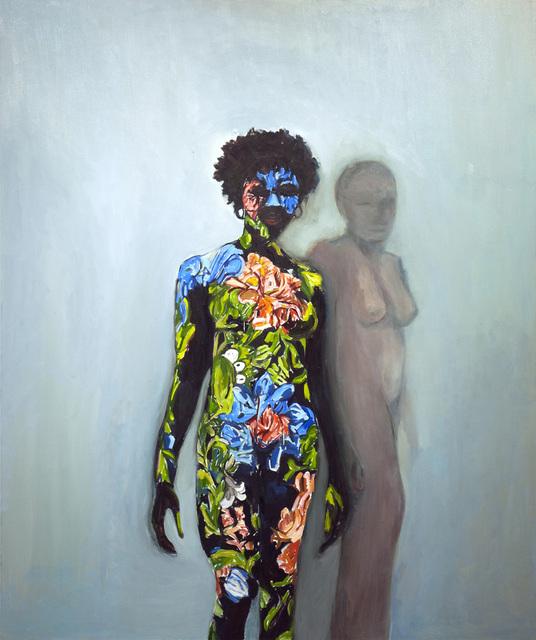 Beverly McIver, 'Sisterhood II', 2019, C. Grimaldis Gallery