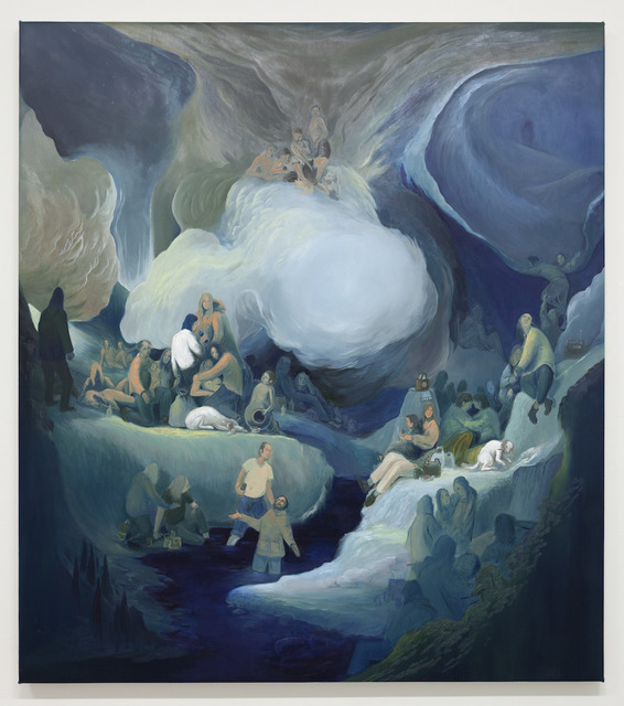 Mark Ryan Chariker, '13 AM', 2020, 1969 Gallery