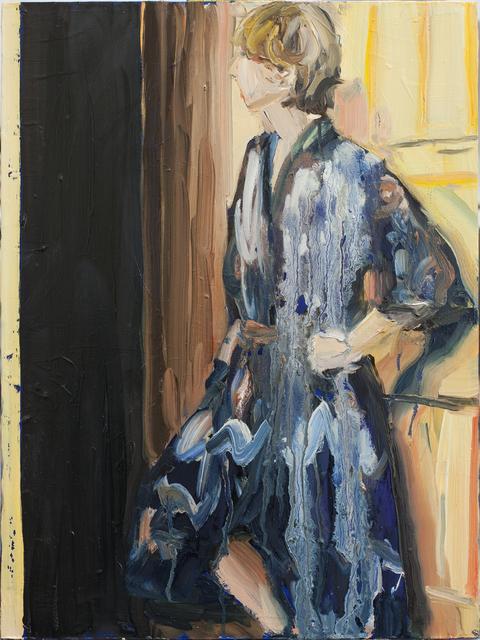 , 'Tie Dye,' 2015, Galleri Magnus Karlsson