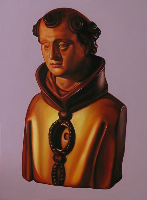 , 'Santiago Monk,' 2008-2009, Harmony Murphy Gallery