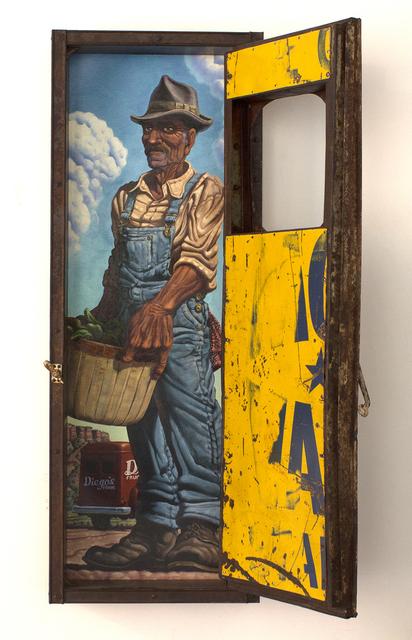 , 'To Market,' 2018, Blue Rain Gallery