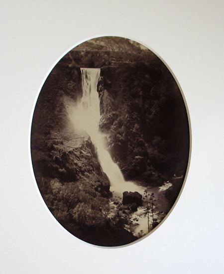 , 'Tivoli Falls, Near Rome,' 1858, Alan Klotz Gallery