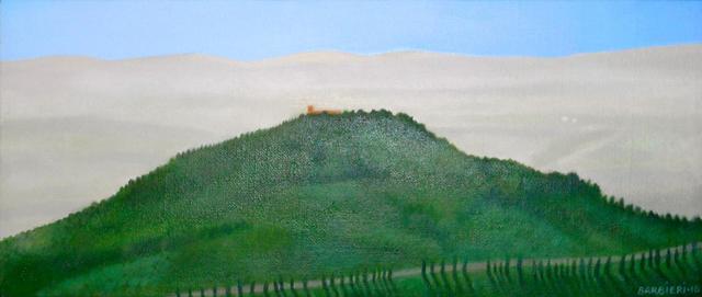 , 'Cortona from the East,' 2015, Gallery NAGA