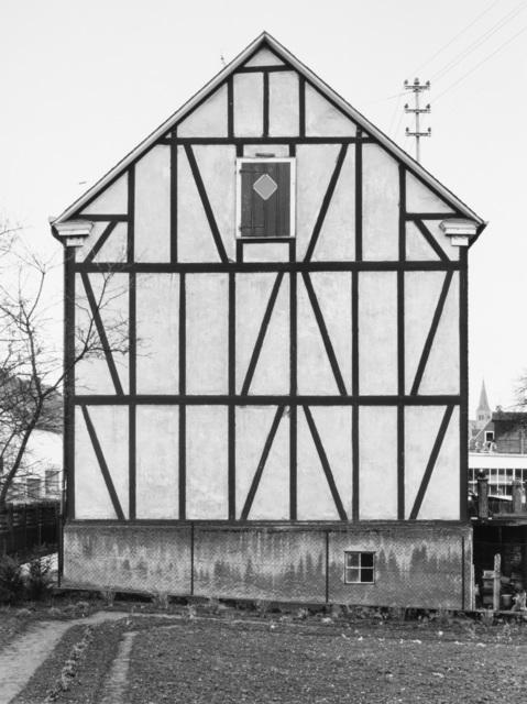 , 'Framework House: Hagener Straße 37, Wilnsdorf,' 1970 / printed 2016, Fraenkel Gallery