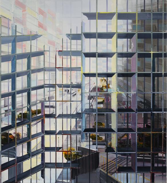 , 'Vue-à-vie,' 2011, Caroline Pagès Gallery