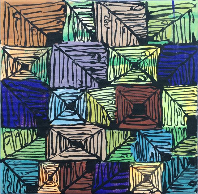 , 'Maelstrom 27,' 2019, Deep Space Gallery