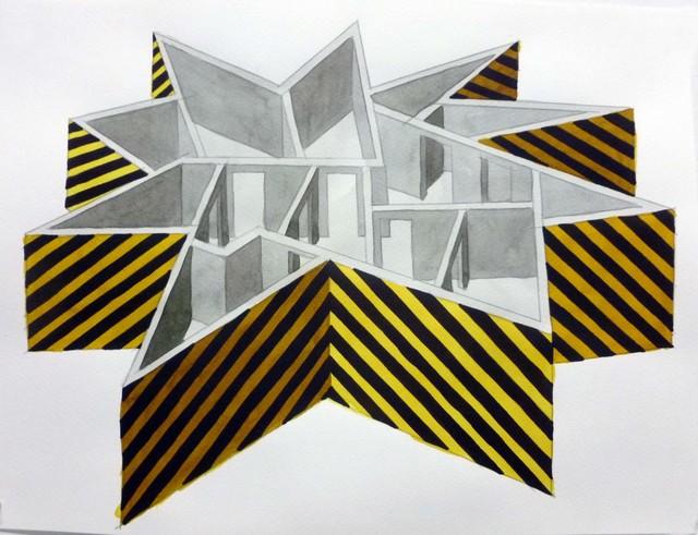 Manuel Saro, 'Torre Dazzle-Vauban Zona de confort MG1', Blanca Soto Arte