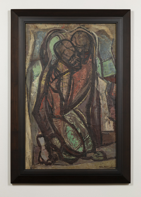 , 'Two Figures,' 1947, Russo Lee Gallery