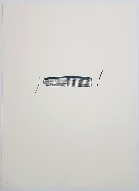 Antoni Tapies, 'Llambrec-4', 1975, Cerbera Gallery